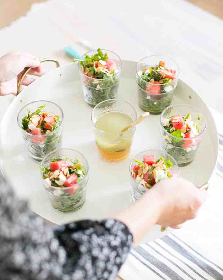 Celebrate Summer Flavors with This Easy Watermelon Mint Salad