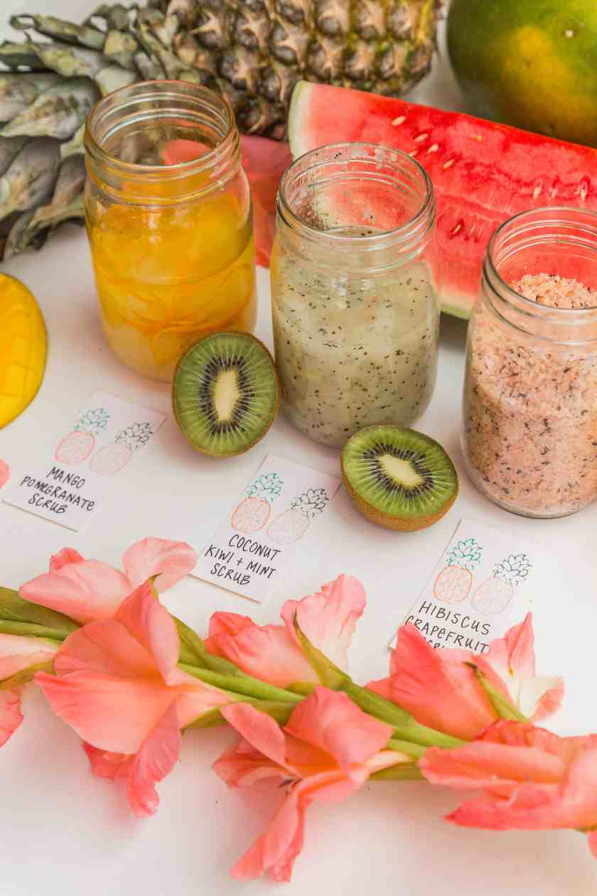 3 Tropical Body Scrubs to Extend Your Summer Glow