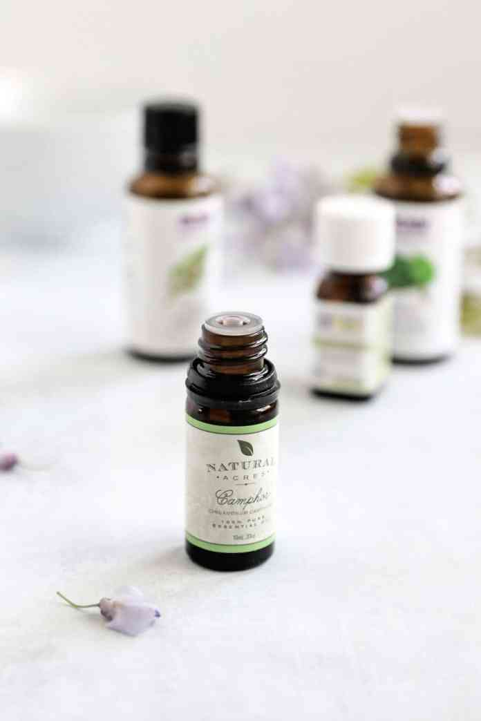 The Best Essential Oils for Bug Bites + DIY Bug Bite Spray