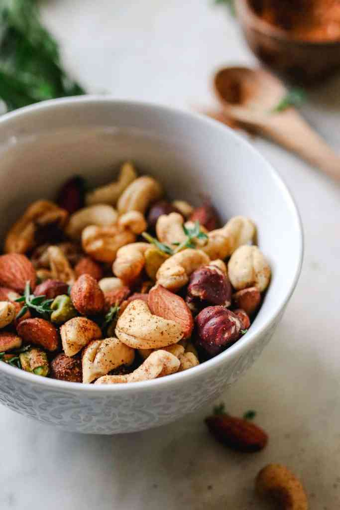 Keto-Friendly Spiced Nuts Recipe