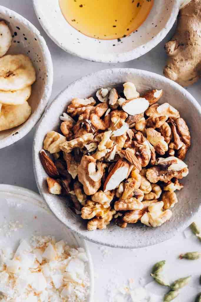 Chai Nut Mix + 5 Good Fats