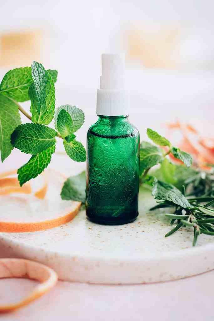 How to make hydrosol perfume