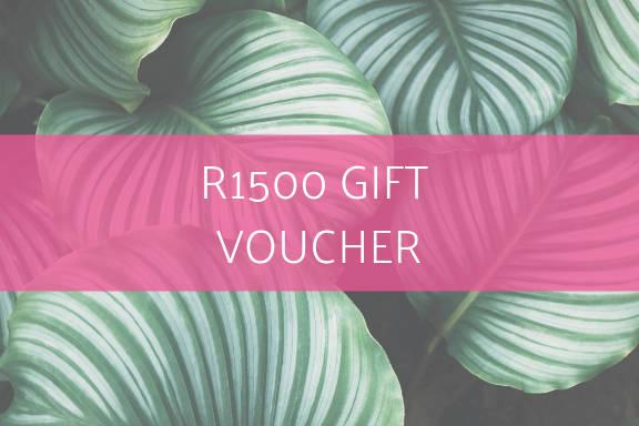 1500 gift voucher hello gorgeous buy online