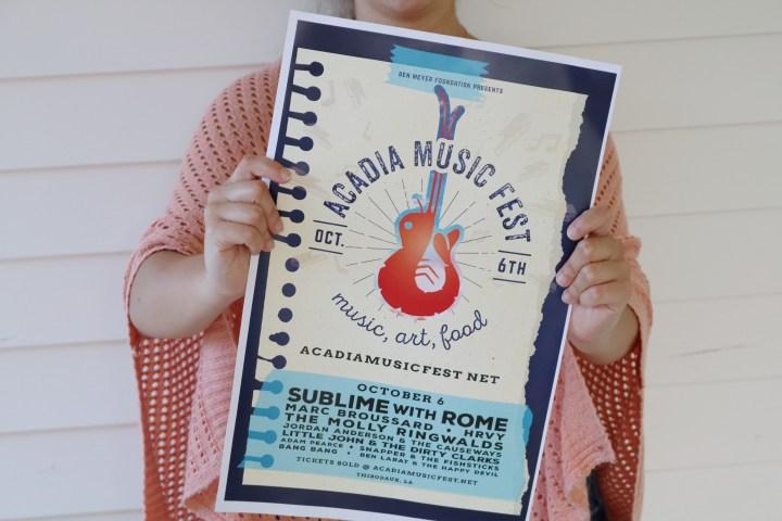 Acadia Music Festival- Thibodaux's Jazz Fest