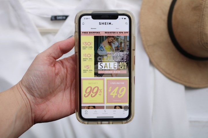 Guide to Shopping on SHEIN