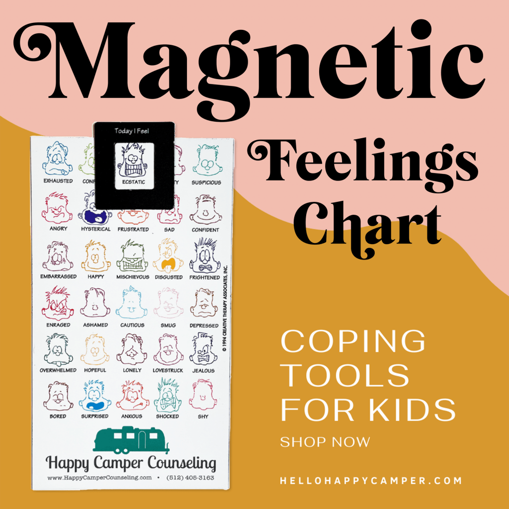 emotions chart buy magnetic