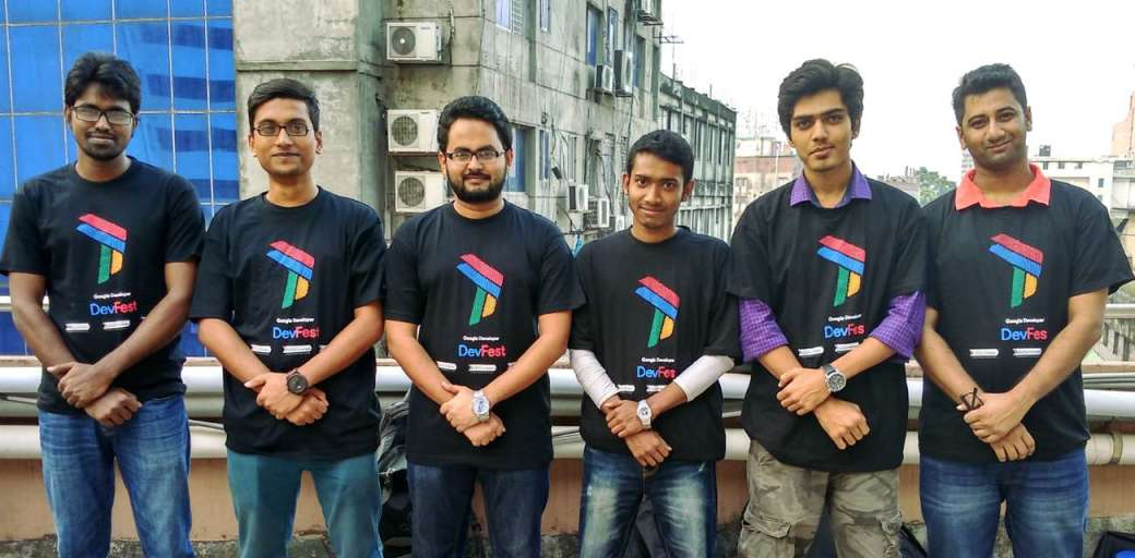 Google DevFest Bangladesh 2016