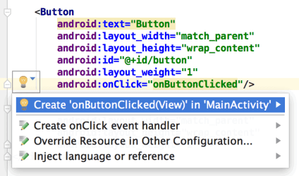 android tools attribute