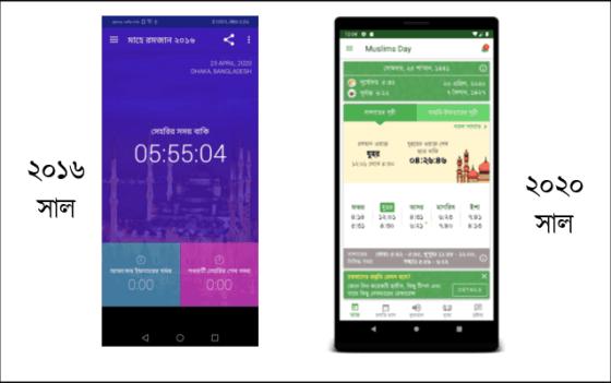 সাহরি ইফতারের সময় নামাজের সময় Android App