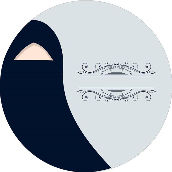 8 Desain Foto Profil Untuk Muslimah Karya Akhwati Design