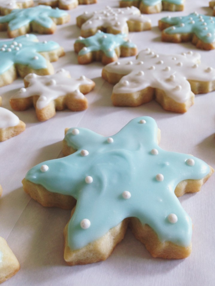 Twelve Days of Christmas Cookies Old Fashioned Sugar Cookies