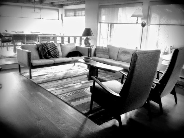 Mid century modern design by roomsrevamped.com