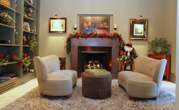 Christmas Holiday Tour roomsrevamped.com
