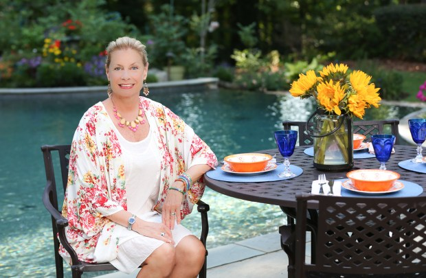 Summer entertaining made simple by Robin LaMonte of Rooms Revamped Interior Design