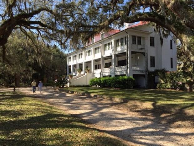 Greyfield Inn on Cumberland Island