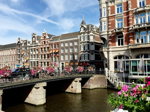 Travel over 50: Rhine River Cruise: Part 1 Amsterdam| Robin LaMonte