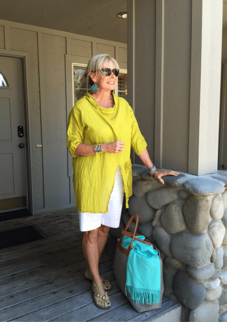 Fashion over 50: Flying in Style to Europe