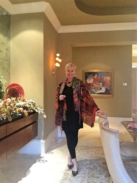 Fashion Over 50: Having Fun with Fashion-Hello I'm 50ish