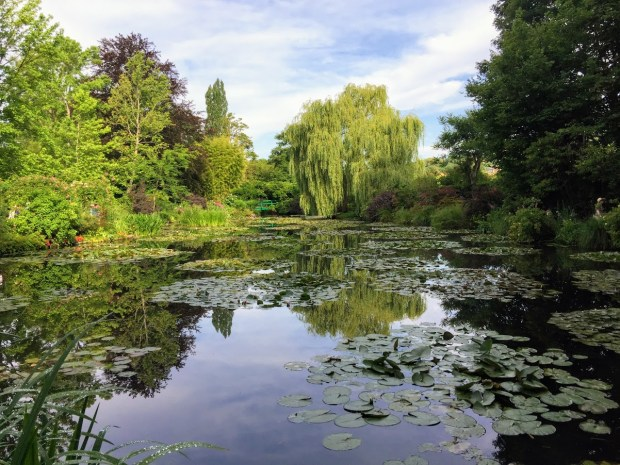 Claude Monet's Gardens in Giverny: Day 2 on the River Cruise-HelloI'm50ish.com