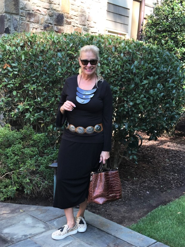 Transitioning to Fall with Soft Surroundings-Hello I'm 50ish