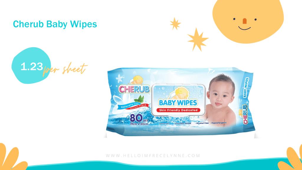 Cherub Baby Wipes
