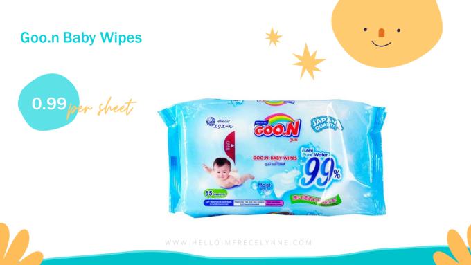 Goo.n Baby Wipes