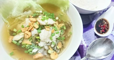 Delicious Batam fish soup, you should try it