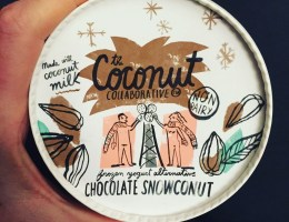 Dairy Free: The Coconut Collaborative's Ice Cream