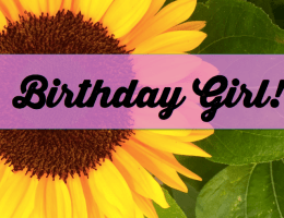Birthday Girl: 29 Life Goals As I Turn 29
