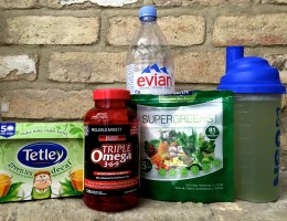 Health: Starting My Nutrition Plan With My Personal Trainer