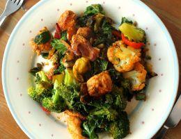 Quick and Tasty Turkey Stir Fry Recipe
