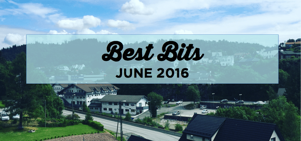 June Best Bits