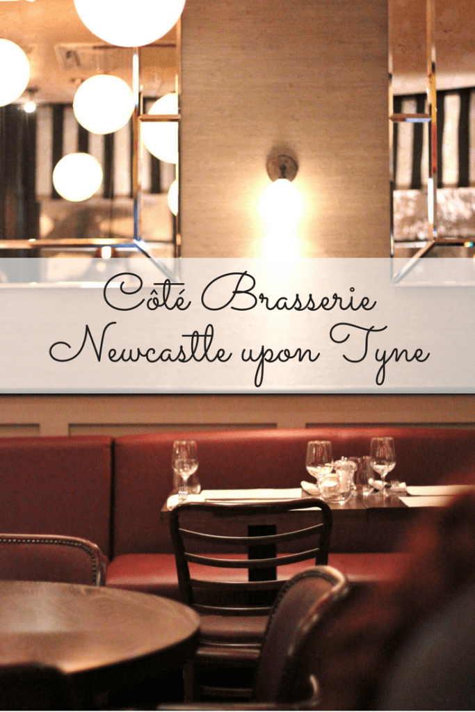 Côté Brasserie Newcastle upon Tyne