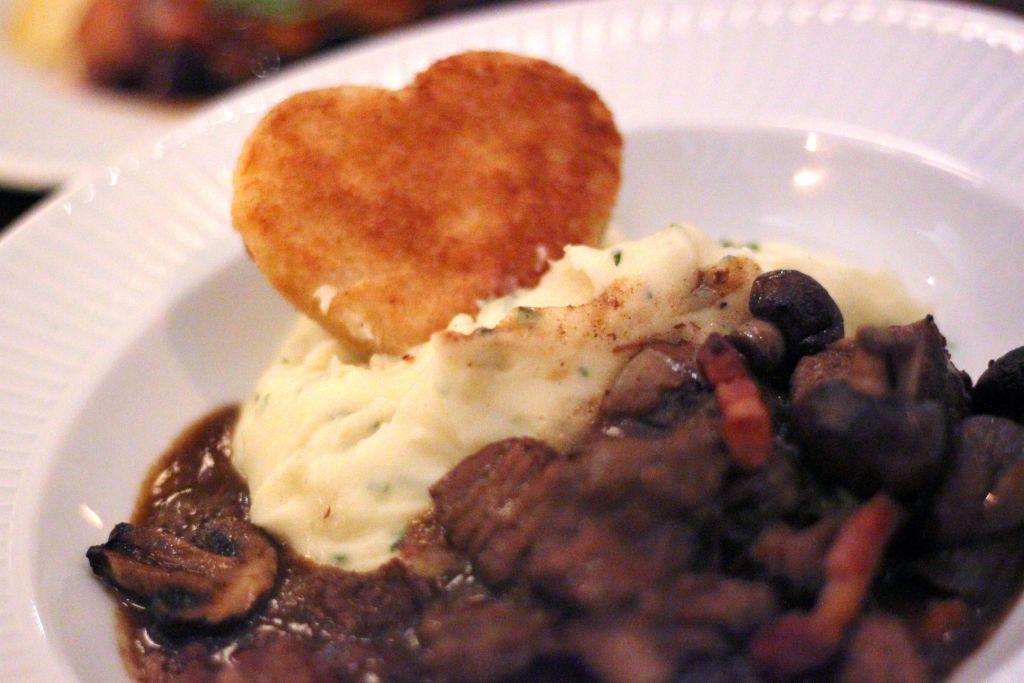 Cote Brasserie Beef Bourginon