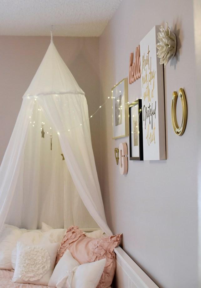 little girls room // Beddy's bedding