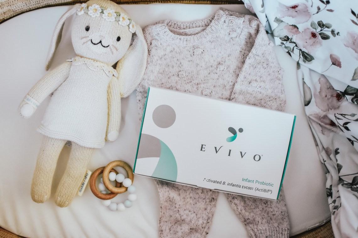 Evivo Baby Probiotics
