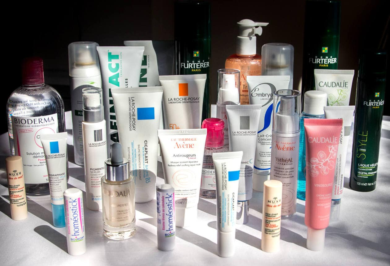 CityPharma Paris  The French Skin Care Haul that Saved me 450