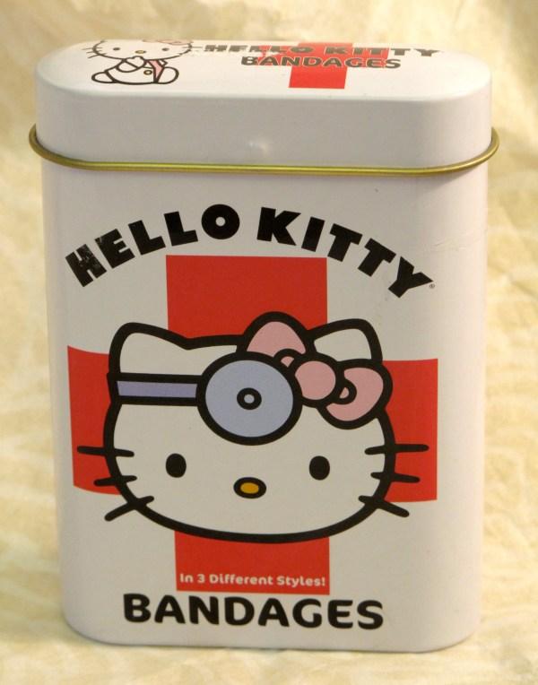 Cuts & Scrapes Kitty Stuff