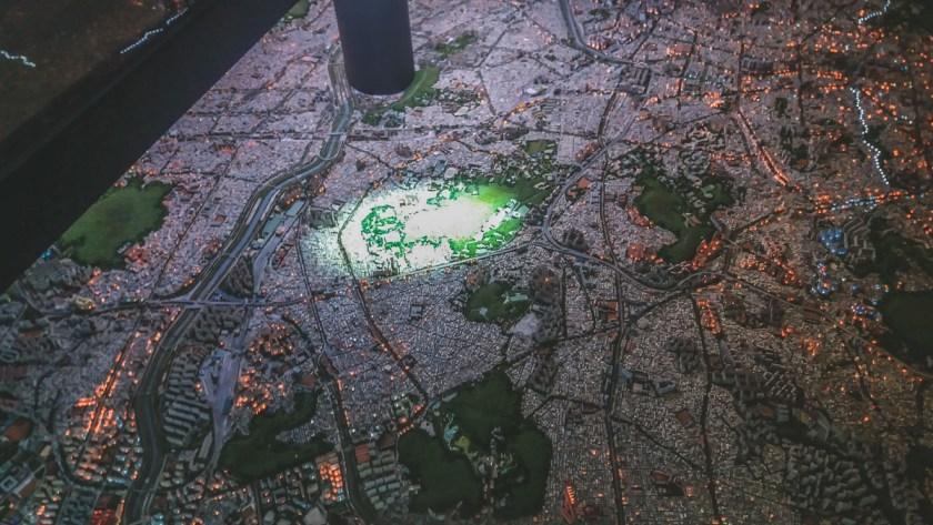 Musée d'histoire de Séoul carte interactive