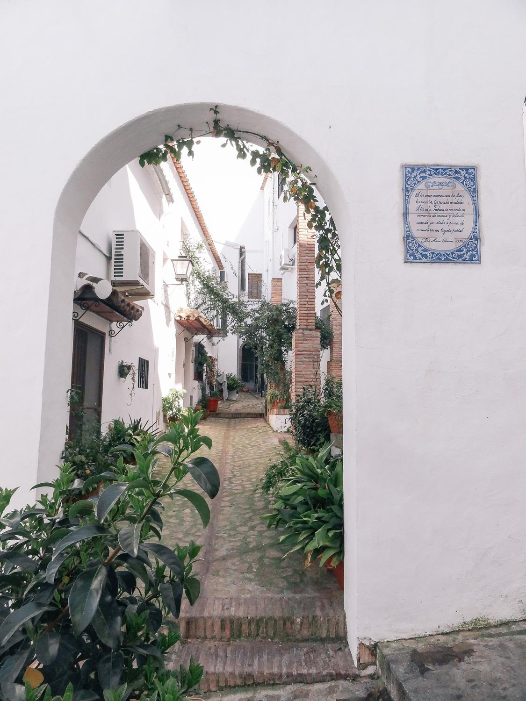 Route des villages blancs de Cadix • G3 GUIDES