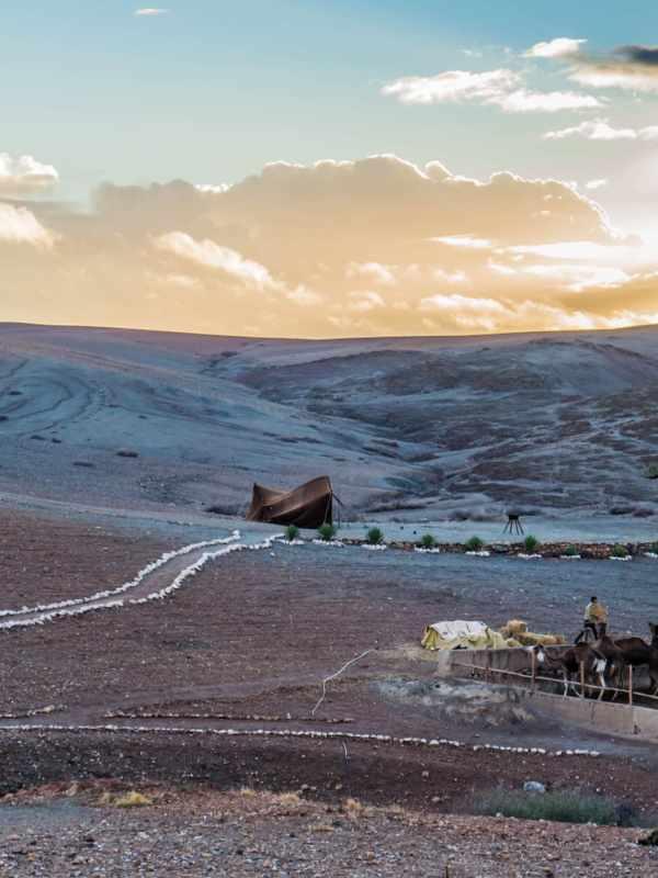 Le désert d'Agafay : Le désert à deux pas de Marrakech