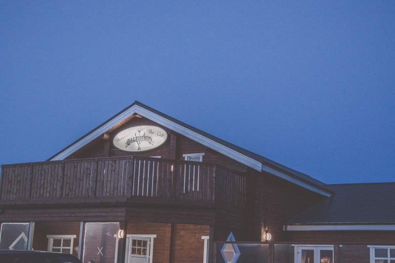 restaurant salthusid à Grindavik