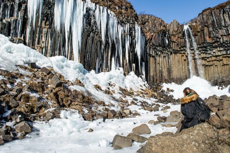 cascade svartifoss