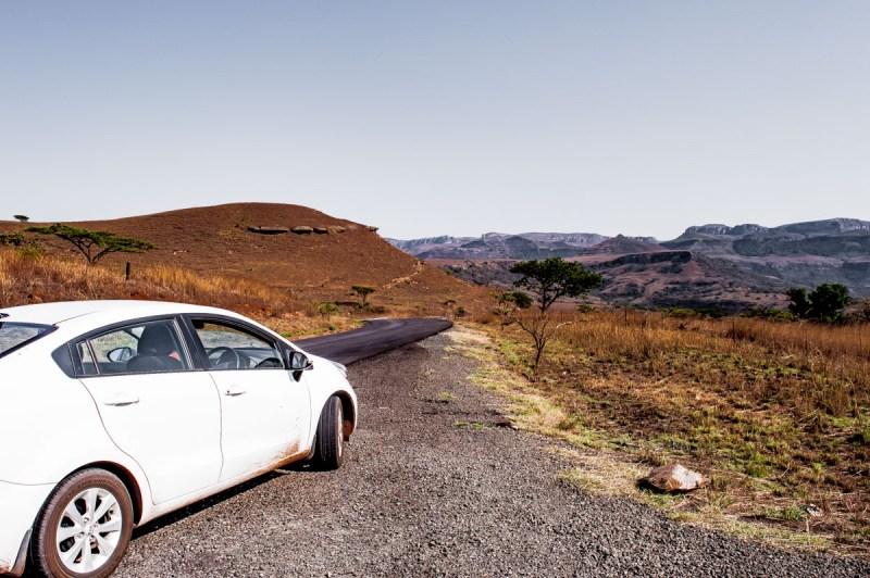 roadtrip en Afrique du sud