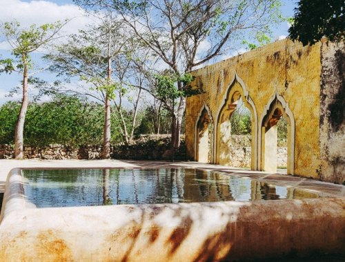 bassin hacienda San Pedro de ochil