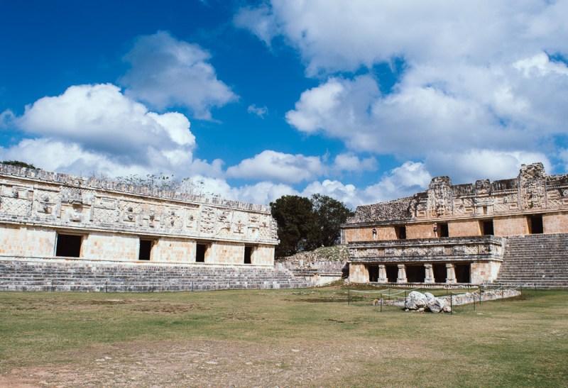 ruines d'Uxmal