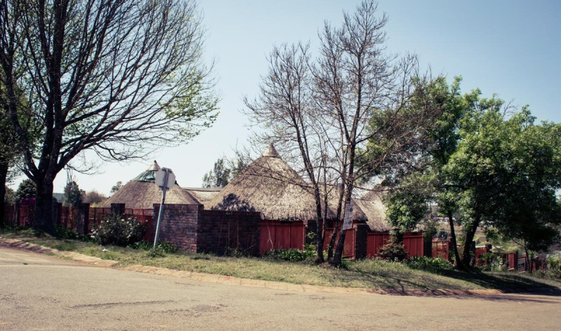 maisons à Graskop