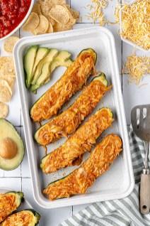 Chicken Enchilada Zucchini Boats - CE-8994_resized