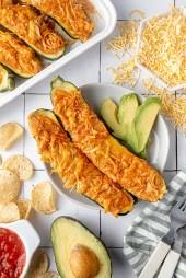 Chicken Enchilada Zucchini Boats - CE-9002_resized