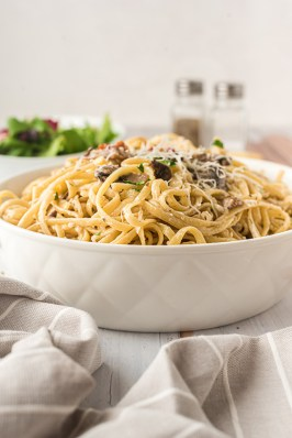 Creamy Mushroom Pasta-6672_resized